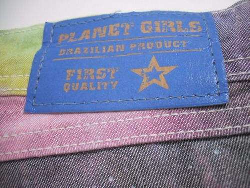 planet girls shorts