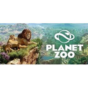 Planet Zoo Pc Steam Premium Edition Entrega Inmediata!