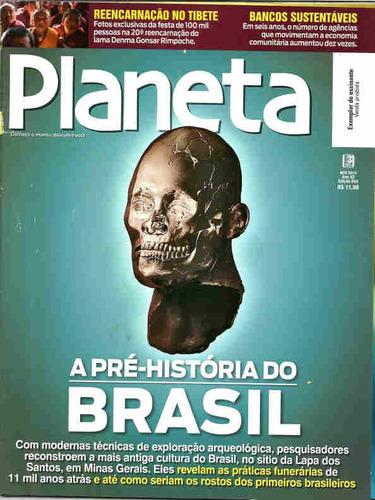 planeta 504 * nov/14 * a pré-história do brasil