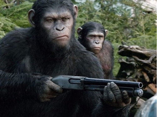 planeta dos macacos: o confronto dvd original