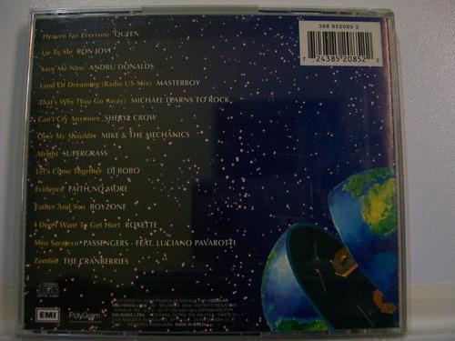 planeta hits 2, coletânea internacional cd original raro