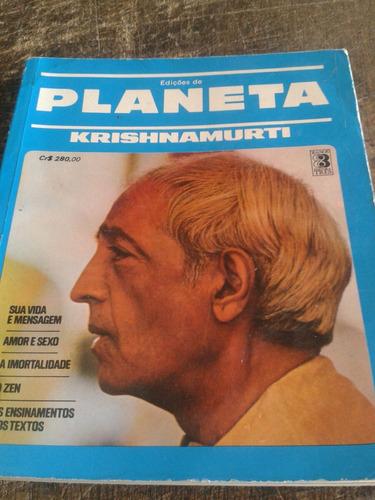 planeta krishnamurti
