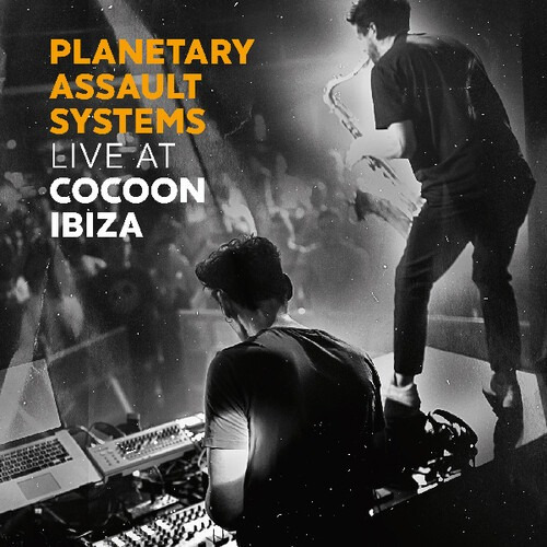 planetary assault systems live at cocoon ibiza cd us import