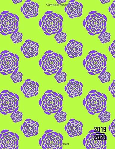 Calendario For Mens 2020.Planificador 2019 2020 Organizador De Calendario Semanal Men