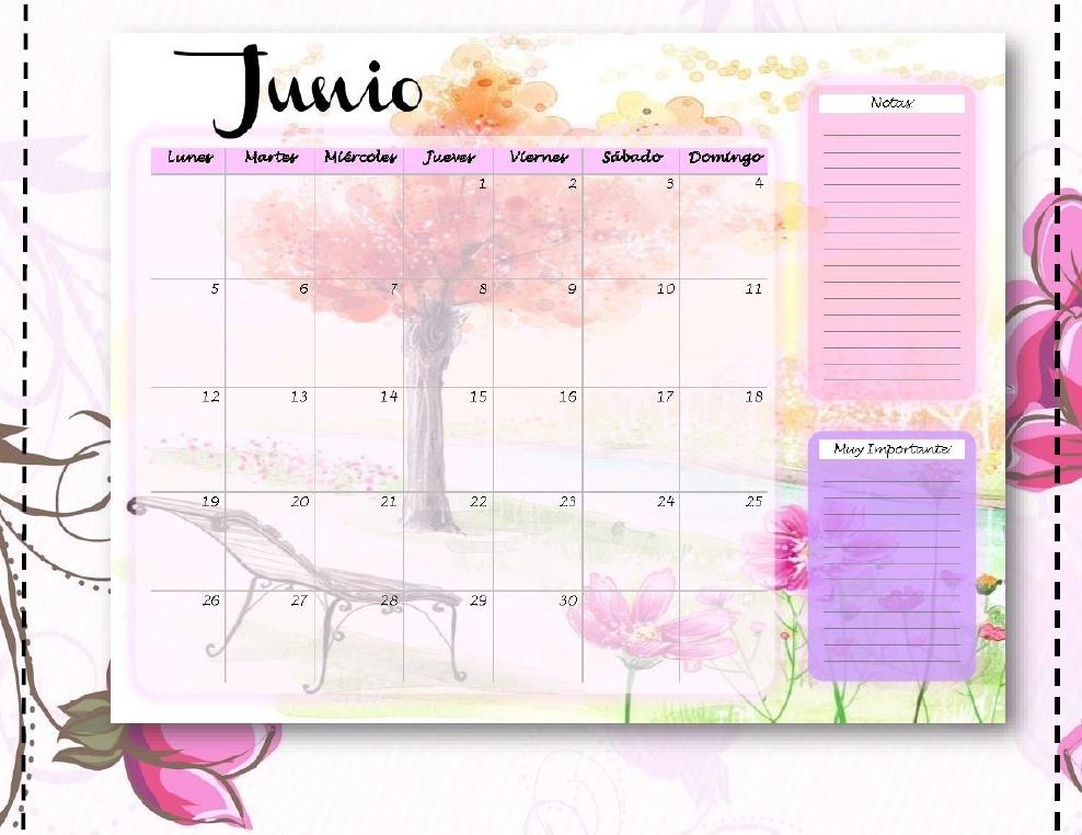 Calendar Planner App : Planificador mensual calendario planificadores
