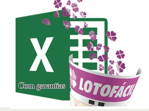 planilha 21 dezenas lotofácil loteria fácil