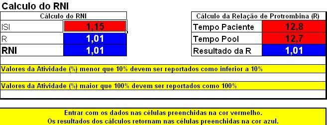 Planilha Laboratório De Análises Clínicas Excel Xls