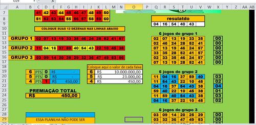 planilha mega sena 3 grupos 12 dezenas 3 grupos de 6 jogos