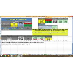 Planilha Para Trader Esportivo - Betfair + Brinde