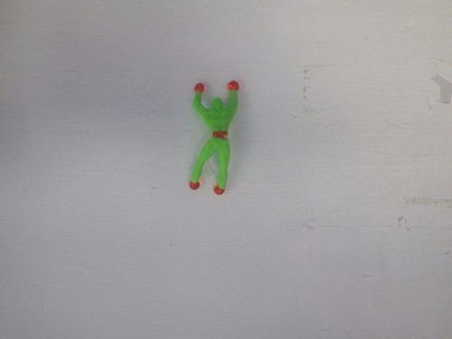 planilla muñeco pegajoso juguete para piñata 20 pzas
