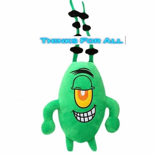 plankton peluche de felpa