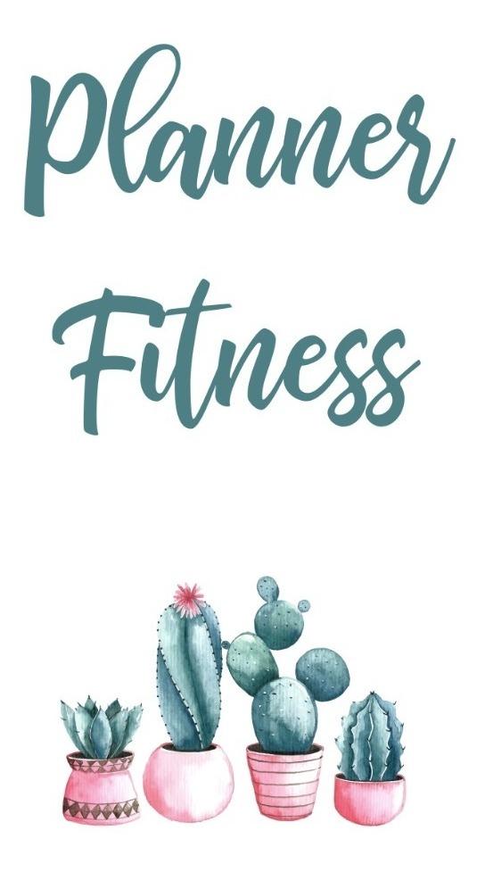 Calendario Fitness 2019.Planner Fitness Pdf Calendario 2020