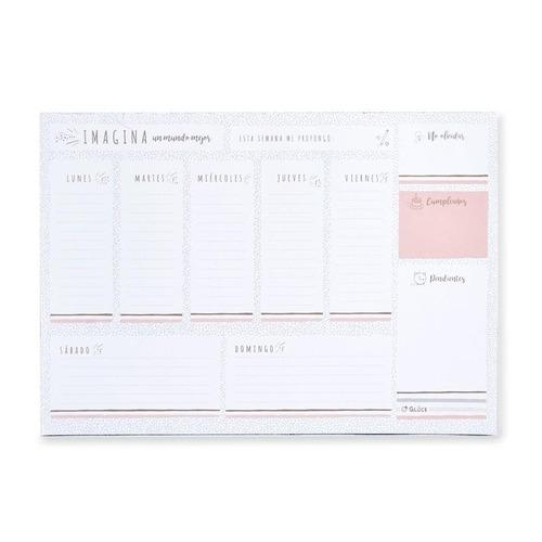 planner semanal