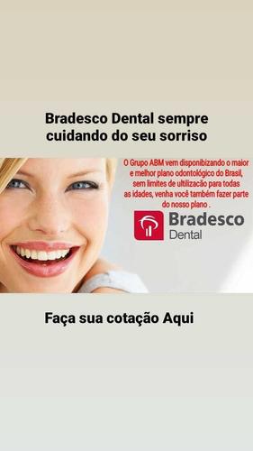 plano bradesco dental nacional
