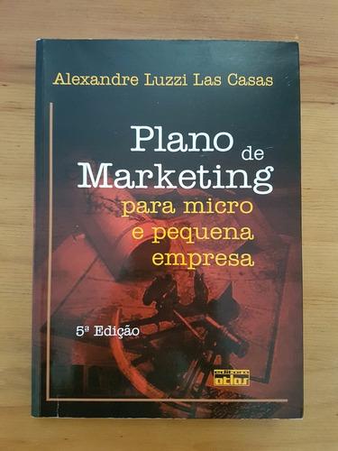 plano de marketing para micro e pequenas empresas 5ª edição