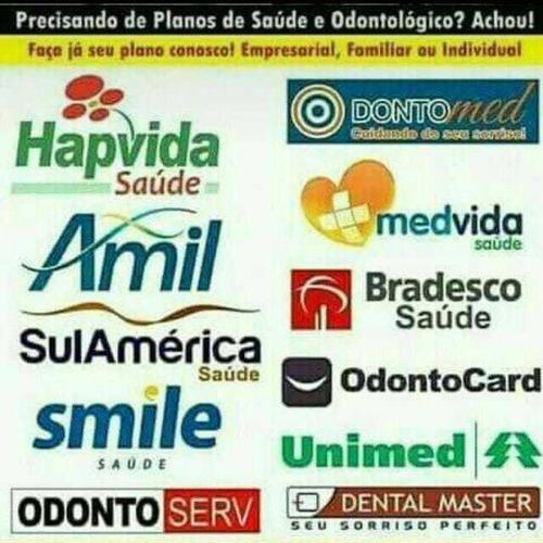 plano de saúde e odontológico