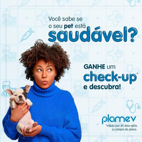 plano de saúde plamev pet - advance -  com combo vet #plamev