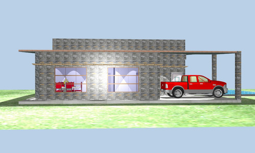 plano estructural con cédula profesional precio por m2
