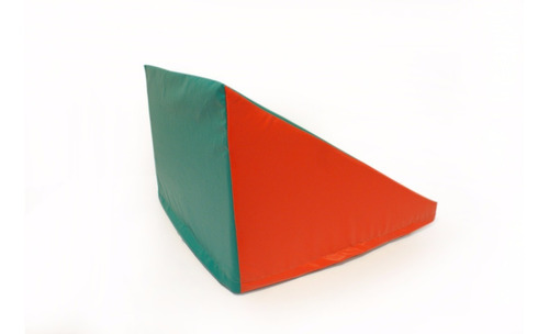 plano inclinado rampa modulo de gomaespuma 1mtx50cmx50cm