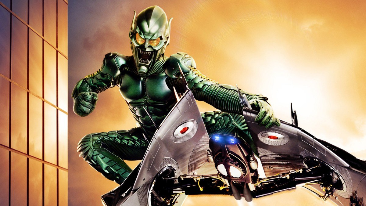 Plano Mascara Pepakura Duende Verde Spiderman 4000 En