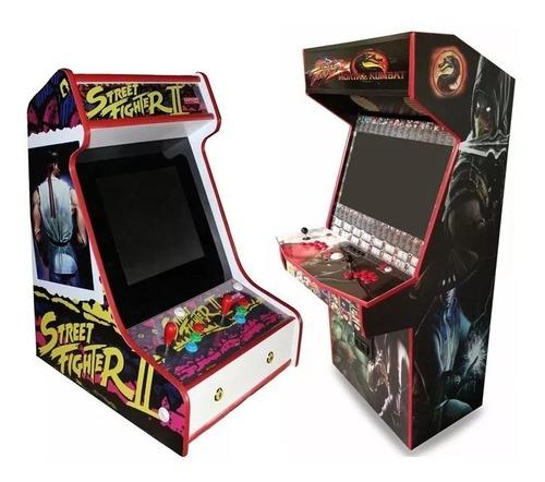 planos arcade construir maquina consola videojuegos emulador