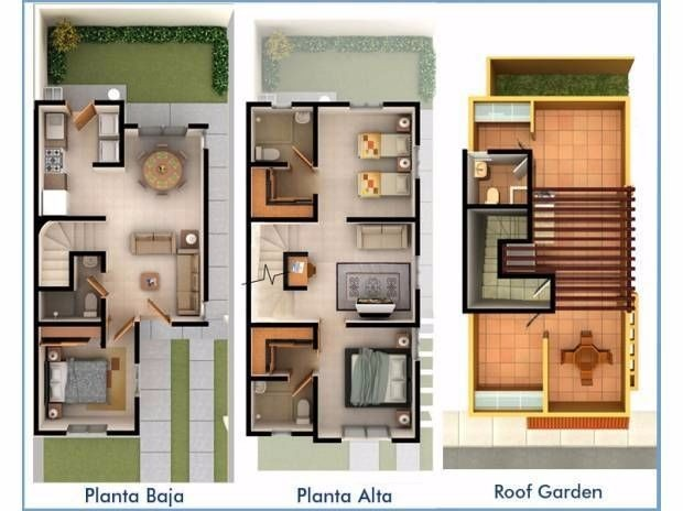 Planos Arquitectonicos 6 En Mercado Libre