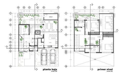 planos arquitectónicos digitalizados