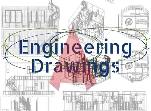 planos arquitectónicos y de ingeniería