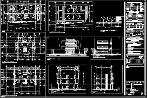planos arquitectonicos y tecnicos construcción, avalados cod
