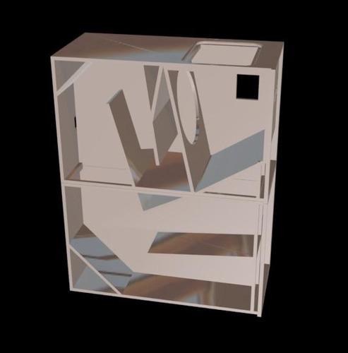 planos bafles medios guia para texturizado y fibra de vidrio