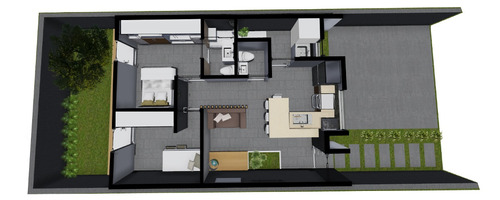 planos constructivos. diseño de casas.