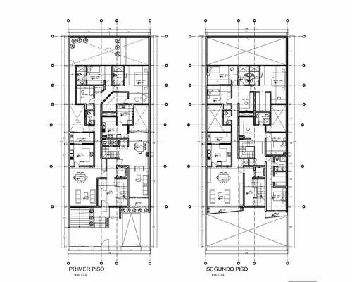 planos de arquitectura y vistas 2d - 3d