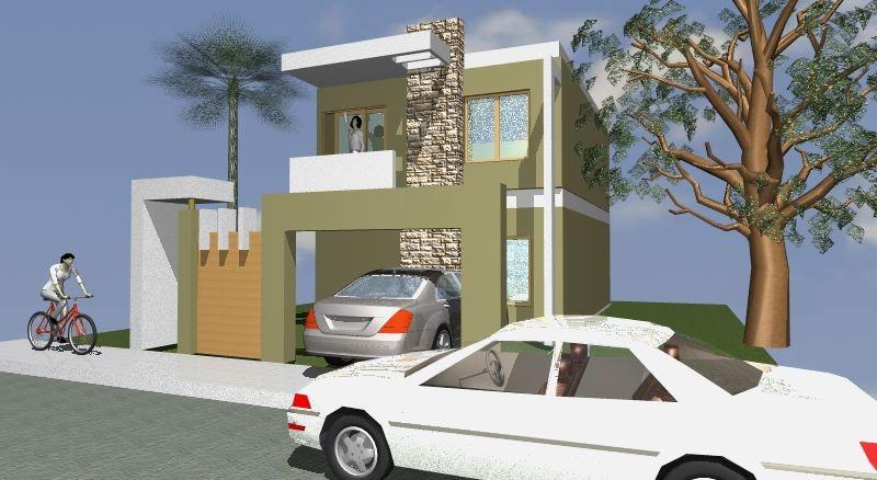 Planos de casas infonavit listos para construir 1 en mercado libre - Crear casas 3d ...