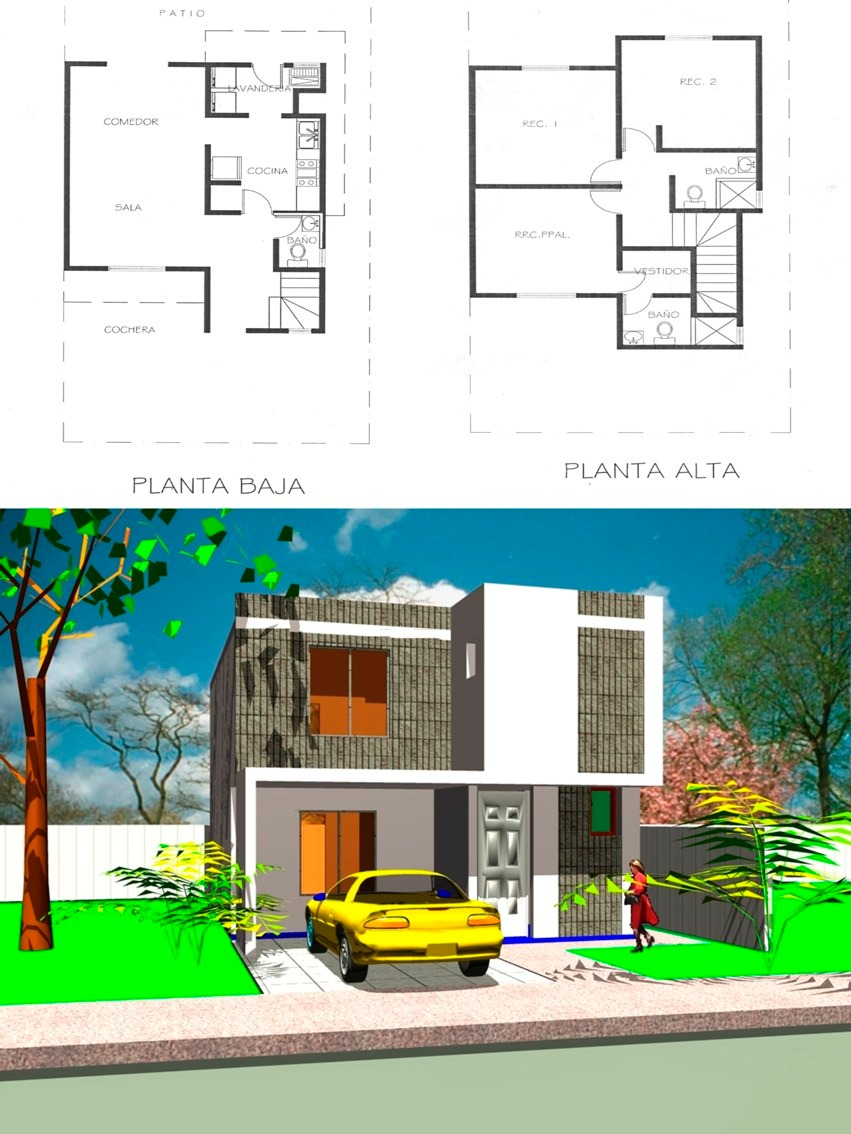 Casas para construir good construir casa de madera with for Ideas de casas para construir