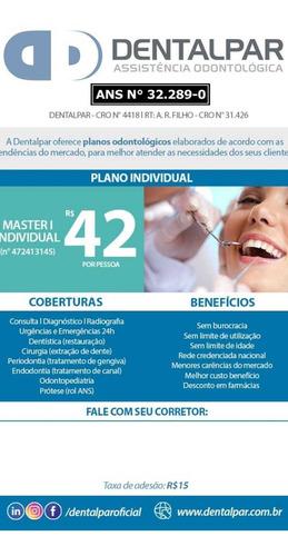 planos de saúde e odontológico