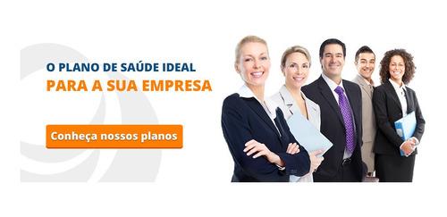 planos de saúde empresarial, individual e familiar