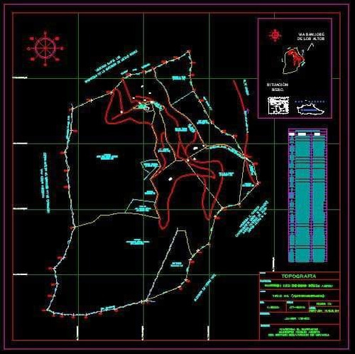 planos digitalizados