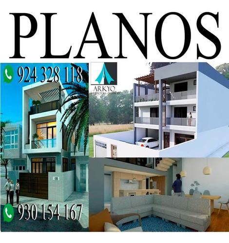 planos diseño casas vivienda, gratis 3d, arquitectura