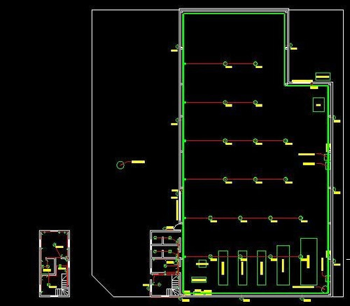 planos electromecanicos, asesoramiento energetico