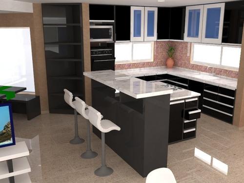 planos en autocad e imágenes 3d interiores y exteriores