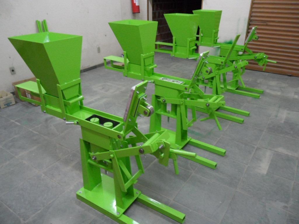 #427F19 Planos Maquina Para Fabricar Ladrillos Ecologicos U$S 12 00 en  860 Maquina De Fabricar Janela De Aluminio
