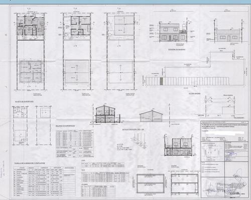 planos municipales, avisos, ajustes, permiso obra. gestion