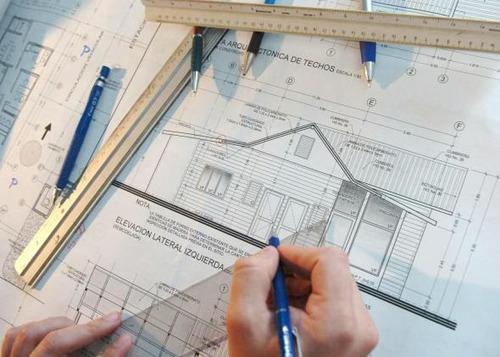 planos municipales - construcciones (pilar, escobar, tigre)