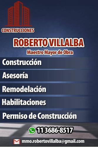 planos municipales / dirección de obra / construcción