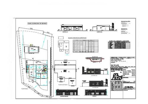 planos municipales - escobar pilar plan procrear zona norte