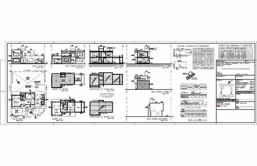 planos municipales matriculados y dci edenor certificados