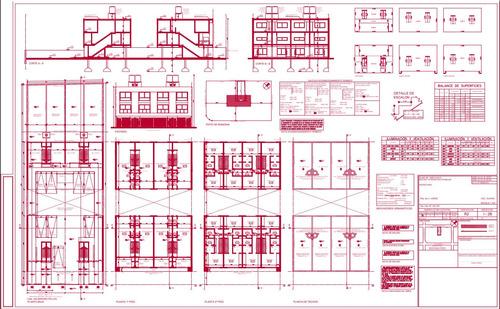 planos municipales - proyecto - dirección - construccion