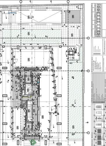 planos municipales y de obra