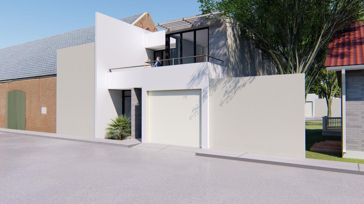 Planos Para Casa Pequeña 7x15 Proyecto Arquitectónico Etapas ...