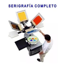 Planos Para Fabricar Maquina Pulpos Serigrafia Cilindrica
